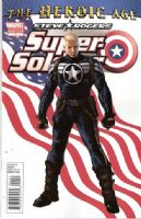 Steve Rogers: Super Soldier - Issues 1 to 4 - Full Set of 4 Comics
